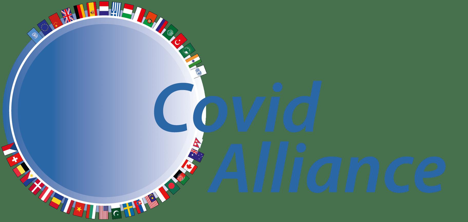 Logo Covid Alliance